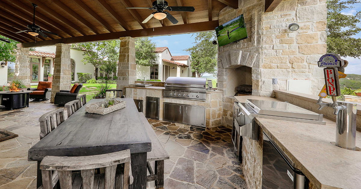 Get Your Outdoor Patio in Shape for Father's Day - Post