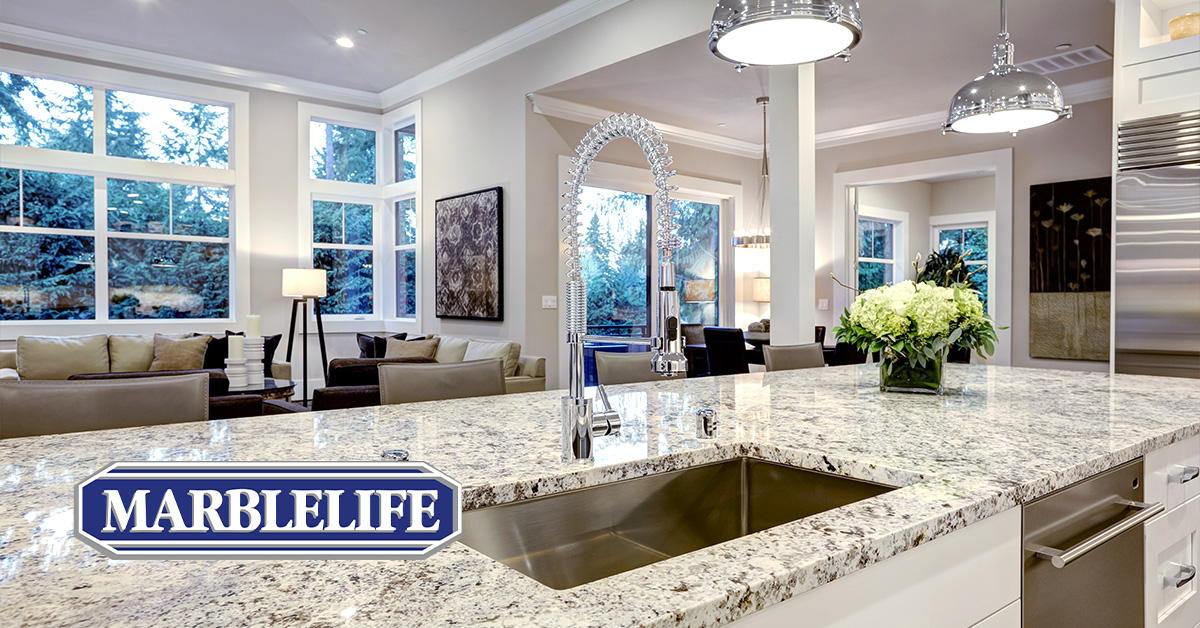 Granite Counters a Top Pick According to Builders: How to Care for Yours - Post