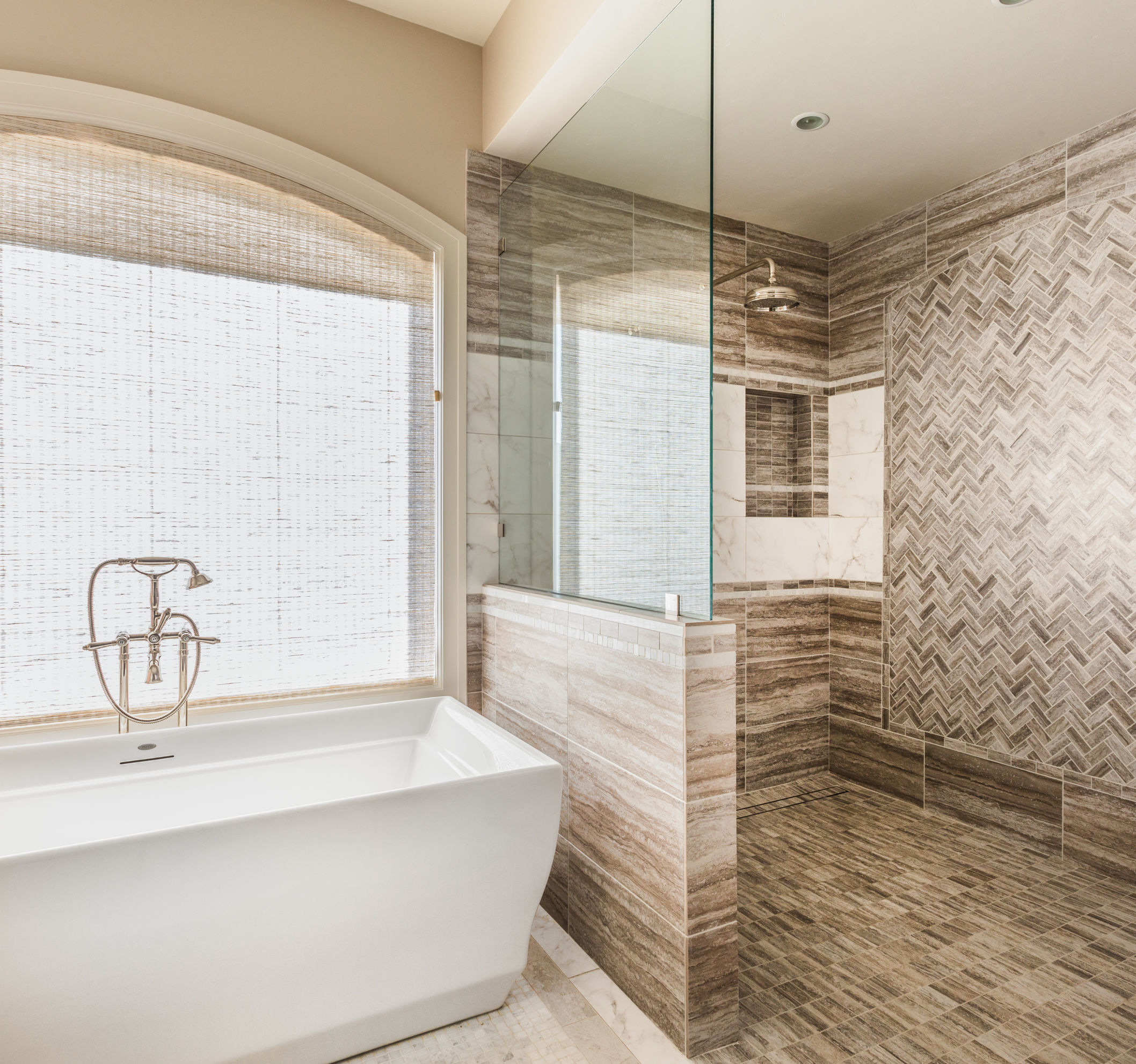 5 Natural Stone Shower Cleaning Tips – Do this and staying clean is EASY - Post