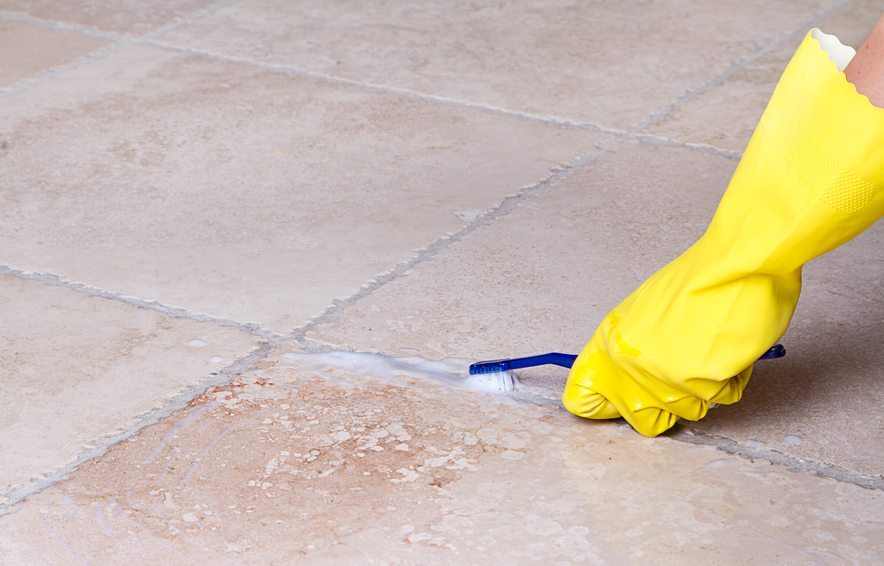 Changing The Color Of Your Existing Grout - Post