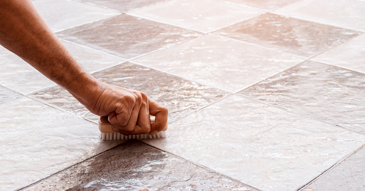 Tile and Grout Care 101 - Post