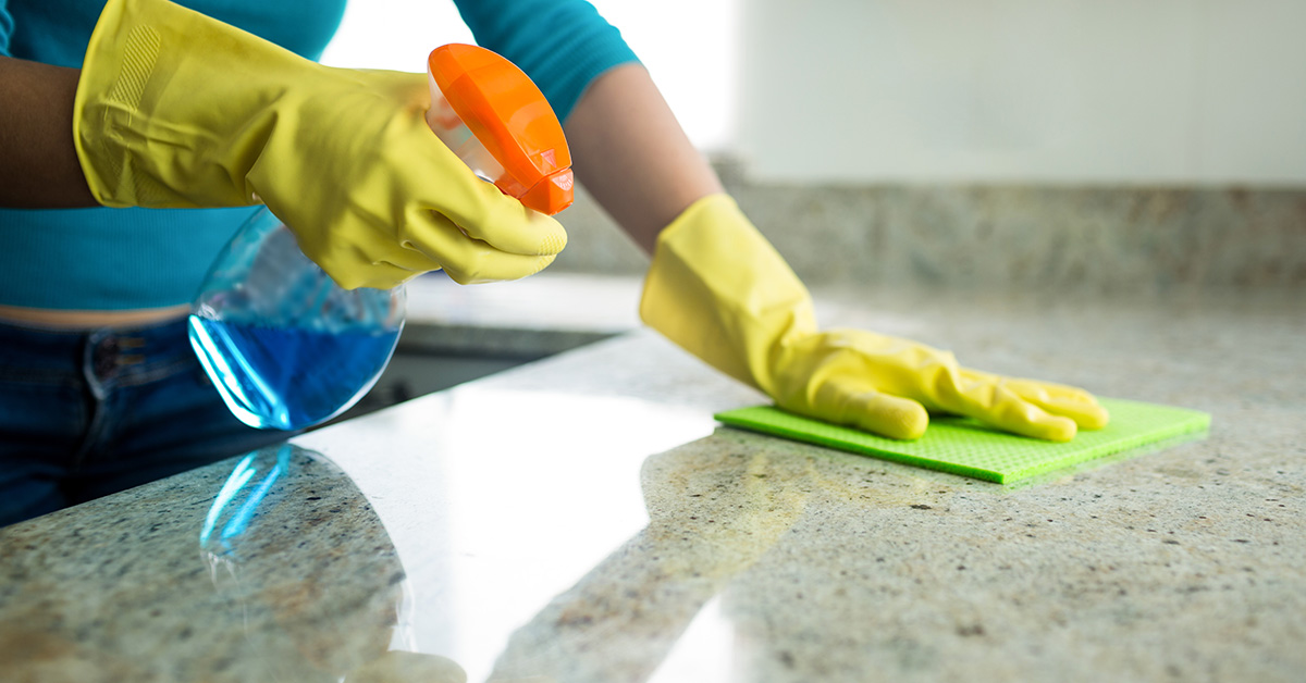 Clean Before You Disinfect for a Healthier Home - Post