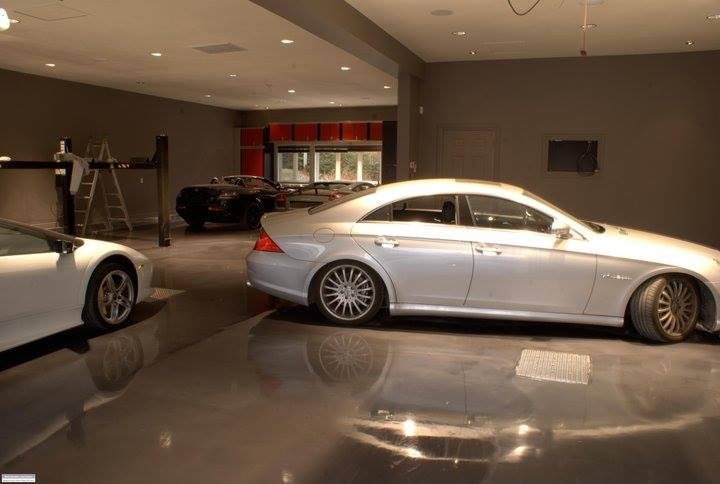 The Luxury Garage Trend: Let Your Floor Set the Stage - Post