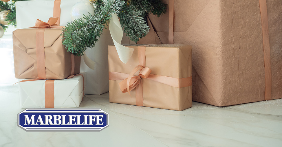 Happy Holidays from MARBLELIFE® - Post