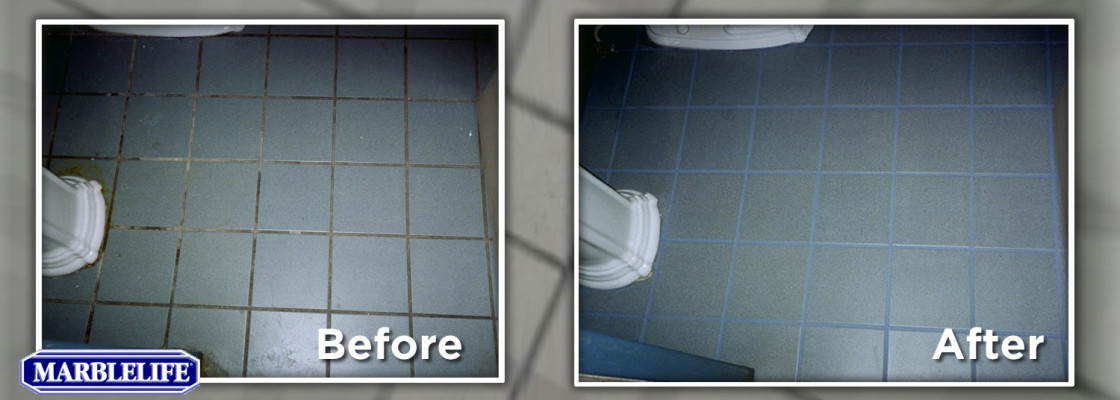 Before and After Bathromm