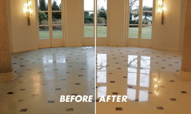 Caring For Marble Floors Can Be Easy If You Do It Right! - Post