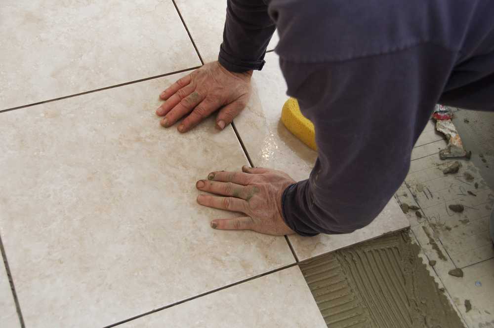 Sealing Your New Ceramic Tile - Post