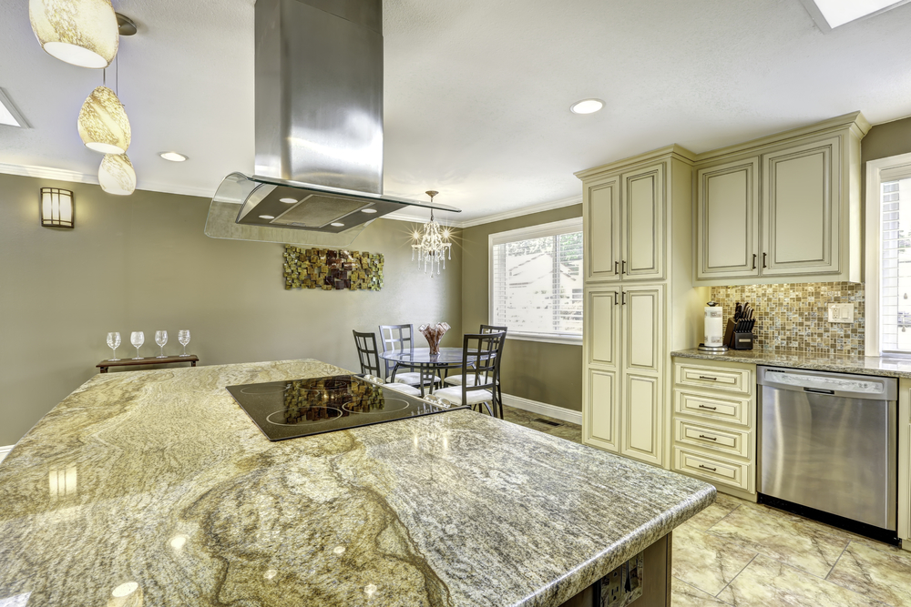 Avoid These Mistakes When Cleaning Your Granite Counter-top - Post