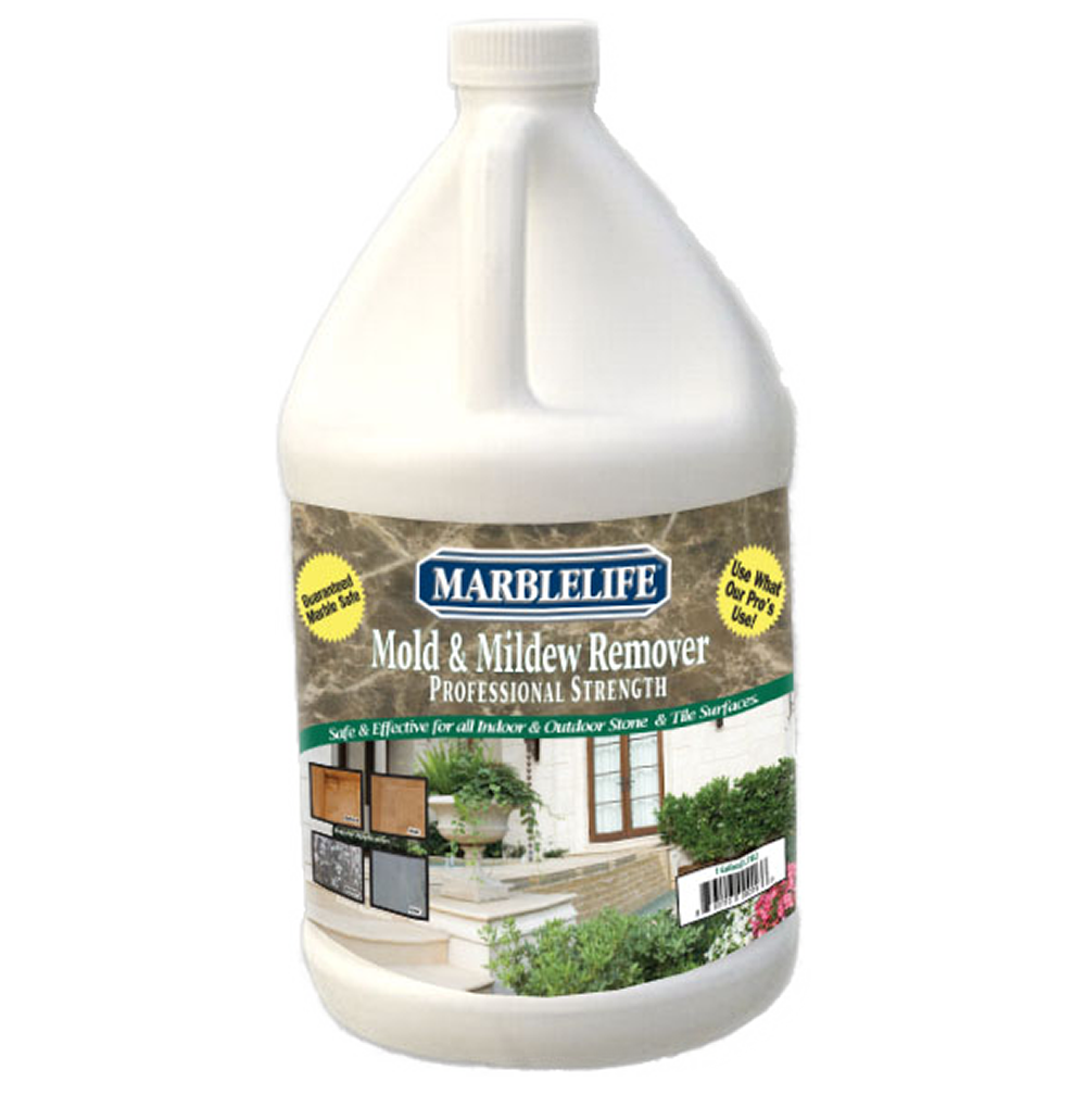 Mold & Mildew Stain Remover Gallon Size Image